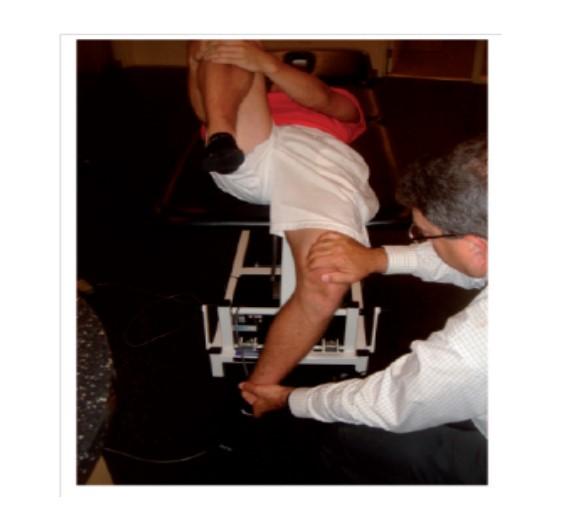test di apprensione anteriore