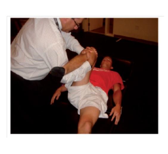 test di apprensione posteriore